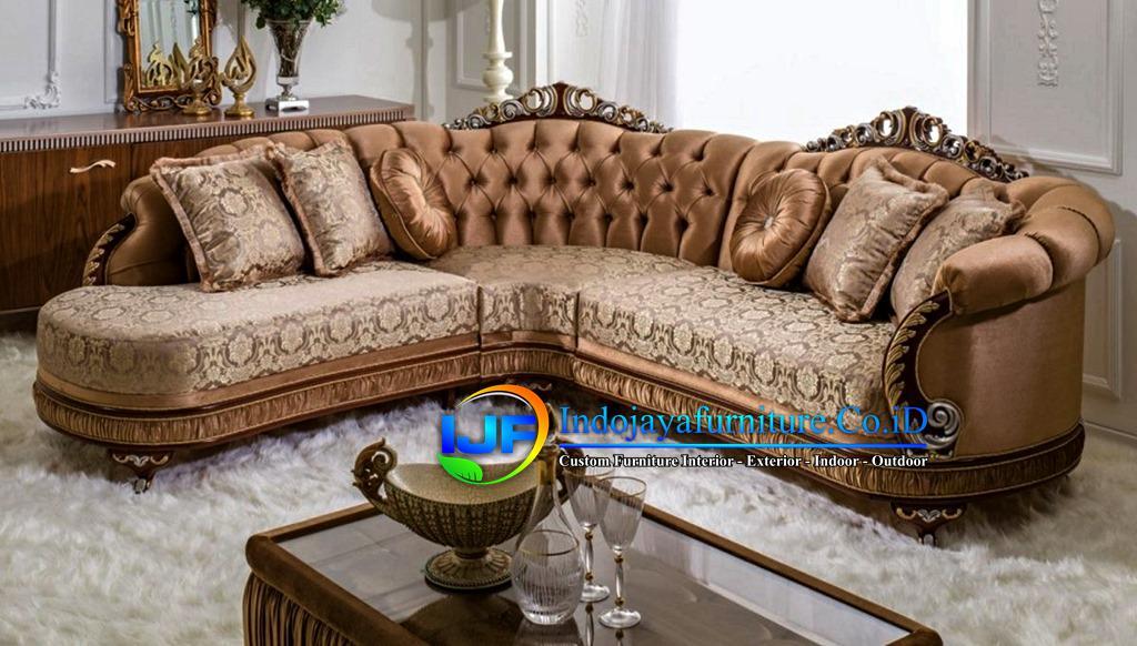 Sofa Sudut Ruang Tamu L Mewah Klasik Jepara, Harga Kursi Tamu Jati Jepara, Set Kursi Sudut Klasik Ruang Tamu, Sofa Mewah Untuk Ruang Tamu Terbaru 2019, Sofa Sudut Jati Ruang Tamu Murah, Sofa Tamu Minimalis 2019, Sofa Kursi Tamu Mewah Minimalis Murah