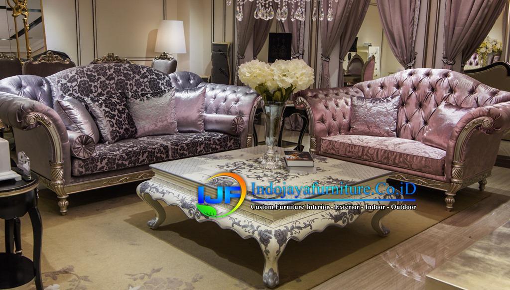 Sofa Tamu 321 Mewah Wonosobo