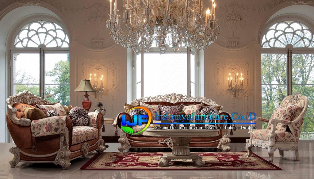 Sofa Murah Ruang Tamu Modern Cikarang