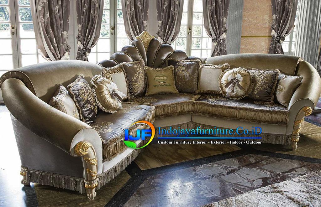 Sofa Murah Ruang Tamu Modern Caruban
