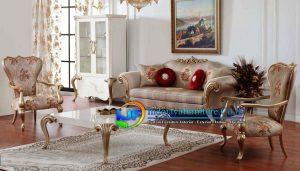 Sofa Tamu Klasik Minimalis Cakung