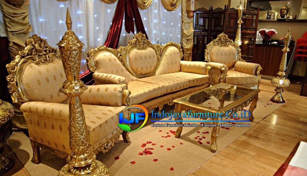Kursi Ruang Tamu Royal Klasik Bangil