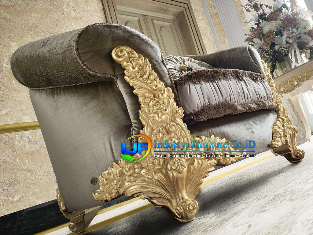1 Set Sofa Ruang Tamu Terbaru Mewah Gunung Kidul