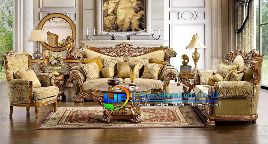 Model Sofa Tamu Modern Mewah Tangerang